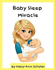 Baby Sleep Miracle | Baby illustration, Holding baby, Baby sleeping