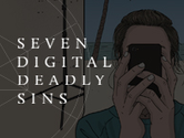 Free Technology for Teachers: Seven Digital Deadly Sins - Good Material for Conversations on Digital Citizenship
