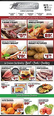 Breaux mart weekly ads (April 15 – April 21, 2020) | Breaux mart In Store Ads