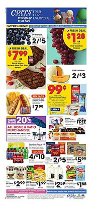 Copps Weekly Ads & coupons (April 15 – April 21, 2020) | Copps In Store Ads