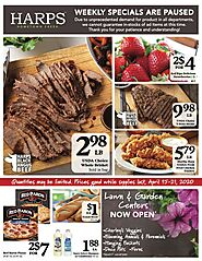 Harps weekly ad & sale (April 15 - April 21, 2020) | Harps In Store Ad