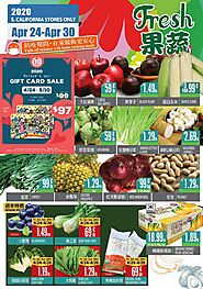 99 ranch market weekly ads (April 24 – April 30, 2020) | 99 ranch market In Store Ads