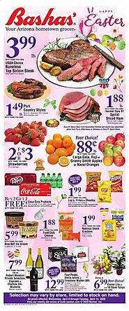 Bashas weekly ads (April 08 – April 14, 2020) | bashas In Store Ads
