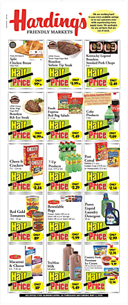 Hardings weekly sales ads (April 26 – May 2, 2020) | Hardings In Store Ads
