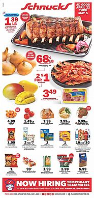 Schnucks weekly ad & sale (April 22 - May 5, 2020) | Schnucks Store Ad