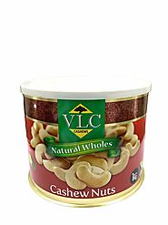 VLC Natural Unroasted Premium Large Size Cashews W240 Grade 1Kg Tin: Amazon.in: Grocery & Gourmet Foods