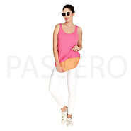 Passero Cotton Jersey Reversable Cami Top
