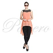 Passero Stylish Formal Wear Tops | Smart Casual Top For Ladies Online