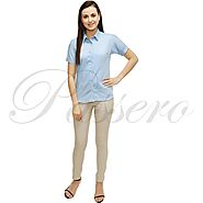 Passero Formal Shirts For Women | Office Wear Shirts For Women