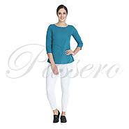 Passero Fomal Wear Top | Formal Top For Women