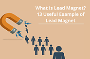 What Is A Lead Magnet? 13 Useful Examples Of Lead Magnet - SFWPExperts – Telegraph
