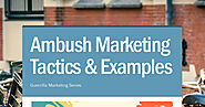 Ambush Marketing Tactics & Examples | Smore Newsletters