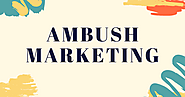 Web Design Los Angeles: Guerrilla Marketing Series: Ambush Marketing Tactics And Examples - SFWPExperts