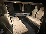 Mercedes v Class hire in London From Justin Chauffeurs