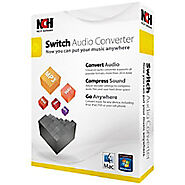 Switch Audio File Converter Crack + Serial Key Free Download