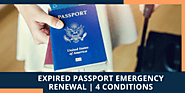 Expired Passport Emergency Renewal | 4 Conditions – Telegraph