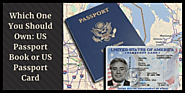 Which One You Should Own: US Passport Book or US Passport Card