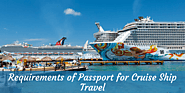 Requirements of Passport for Cruise Ship Travel