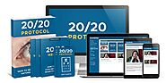 Vision 20/20 Protocol Review - Does It Bring Back Your Eyesight? Read