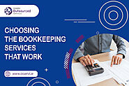 Choosing the Bookkeeping Services That Work - Osservi