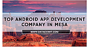 Top Android App Development Company in Mesa