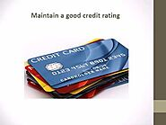How to make the best use of Credit Card - posted by Jinnie Mathurin