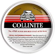 Collinite Auto Wax.