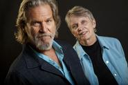 On road to film Lois Lowry's 'The Giver,' Jeff Bridges gave his all