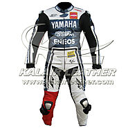 Yamaha Leather Suit | Leather Racing Suits Online Sale
