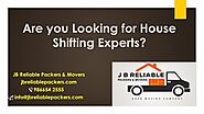 Safe House shifting services | Hyderabad