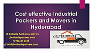 Commercial and Industrial packers and Movers in Hyderabad