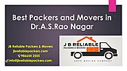 Packers and Movers in as rao nagar