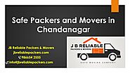 Packers and Movers in chandanagar
