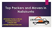 Best Packers and Movers In Nallakunta, Hyderabad