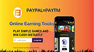 Daily Payment Online Jobs Without Investments - Mobile Tasks