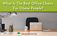 Office Chairs For Big People | Heavy Duty Office Chairs