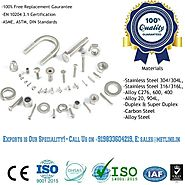 Website at http://www.metline-pipefittings.in/product/steel-fasteners-nuts-bolts/stainless-steel-fasteners/
