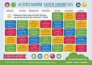 Monthly Action Calendars