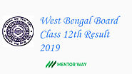 Check WBCHSE(West Bengal) Board Result 2019 - MentorWay