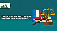7 KPIs Every Personal Injury Law Firm Should Measure - EZlytix
