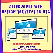 Outstanding Web Design And Development Company In The USA