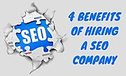 Few Surprising Benefits Of Hiring A SEO Company