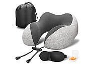21 Best travel neck pillow for 2020 - Tripplannerlab