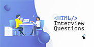HTML Interview Questions And Answers