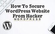 How to Secure Your WordPress Website From Hackers - AppMomos