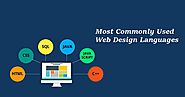Most Commonly Used Web Design Languages: Their Use and Importance - AppMomos