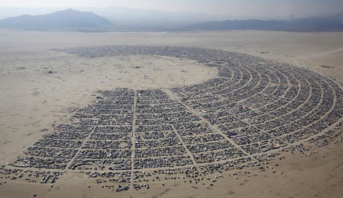 Headline for You are the Festival: 10 Reasons why Burning Man is like No Other Place
