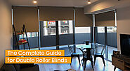 The Complete Guide for Double Roller Blinds | Alfresco Creations