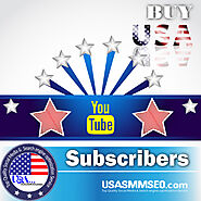 Buy YouTube Subscribers - USASMMSEO