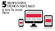 5 Responsive Design Mistakes And How To Avoid Them — Steemit